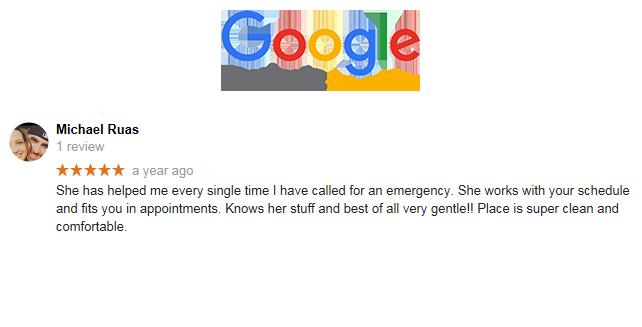 michael review